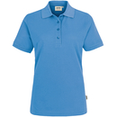 Women-Poloshirt Performance - HAKRO - Farbe: malibu-blue,...