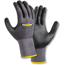 Nylon-Strickhandschuhe, black touch® - teXXor® - 2450