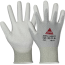 TURIN CARBON Antistatic Nylon/Carbon-Strickhandschuh mit...