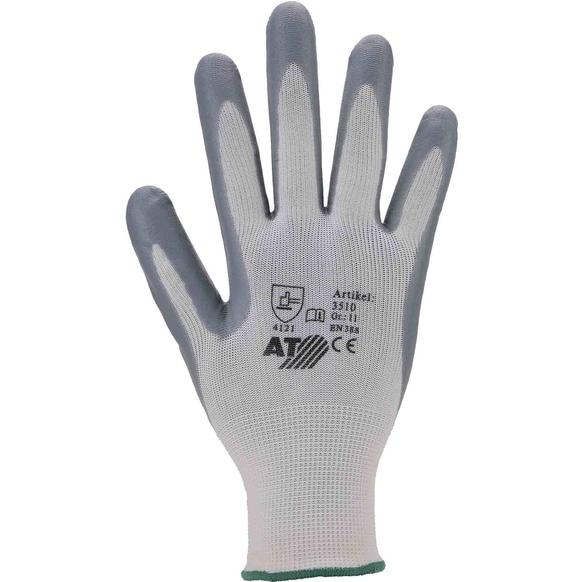 Handschuh 10 Nitril Gr HANTING